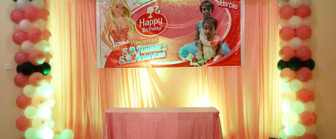 Birthday Party Hall Pondicherry