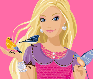 Barbie Themed Birthday Party