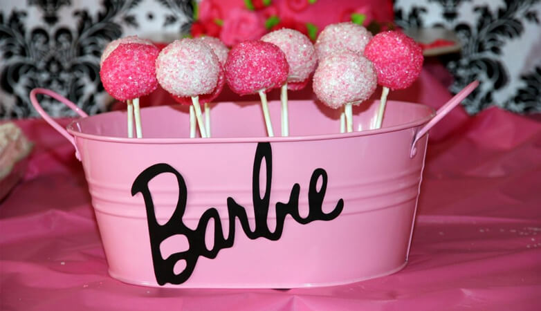 Barbie Girls Themed Birthday Party